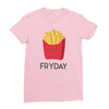 Fryday pink women tshirt