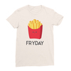 Fryday cream women tshirt