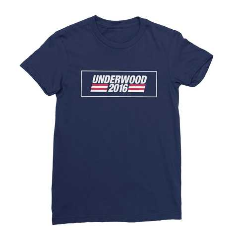 Underwood 2016 Women's T-Shirt