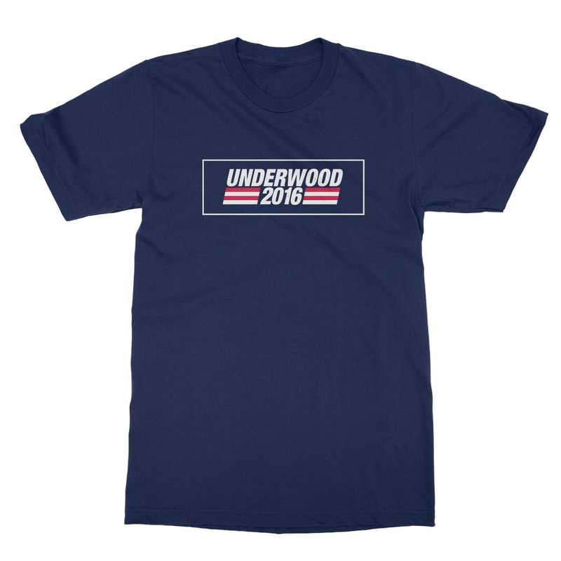 Underwood 2016 Men's T-Shirt