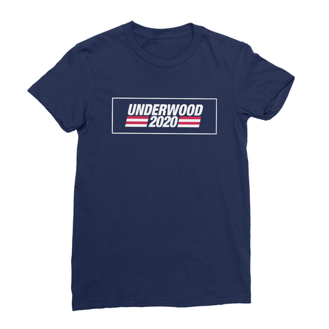 Underwood 2020 Women's T-Shirt