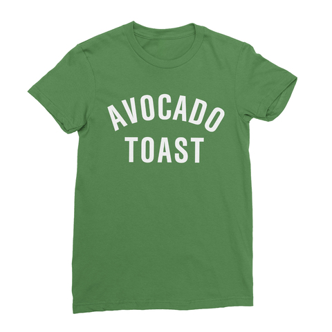 Avocado Toast Women's T-Shirt