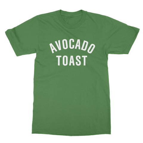 Avocado Toast Men's T-Shirt