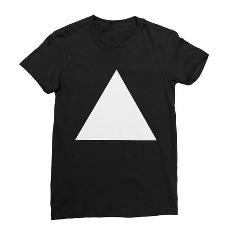 White Triangle Women's T-Shirt