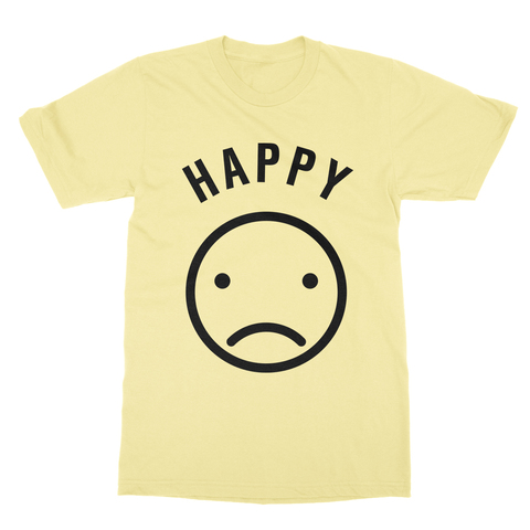 Happy But Sad Men's T-Shirt