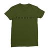 Frenemy olive women tshirt