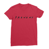 Frenemy red women tshirt