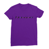 Frenemy purple women tshirt