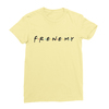 Frenemy yellow women tshirt