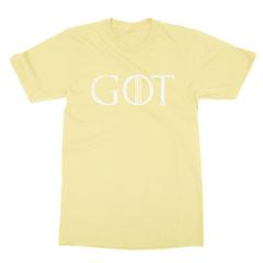 Got yellow men tshirt