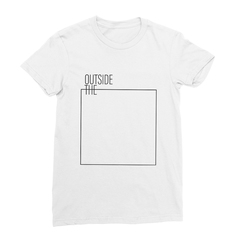 Outside The Box (Black Line) Women's T-shirt