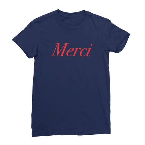 Merci Women's T-Shirt