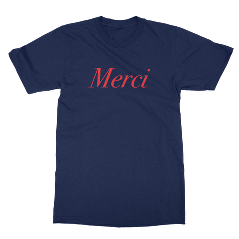 Merci Men's T-Shirt