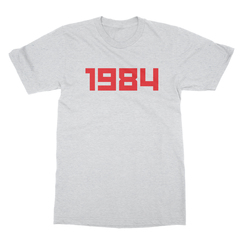 1984 ash men tshirt