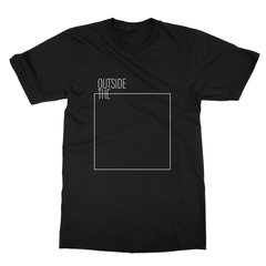 Outside The Box (White Line) Men's T-shirt