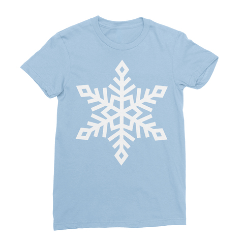 Snowflake Women's T-Shirt