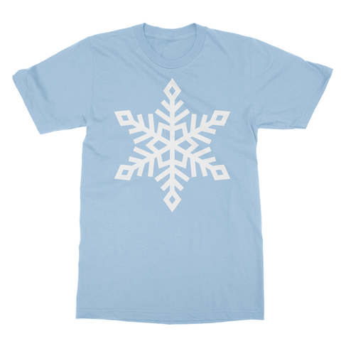Snowflake Men's T-Shirt