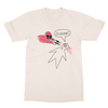 Deadpool ouchie cream men tshirt