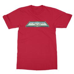 True level red men tshirt