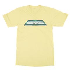 True level yellow men tshirt