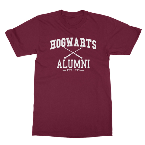 Hogwarts Alumni Men's T-Shirt
