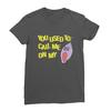 Shellphone asphalt women tshirt