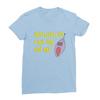 Shellphone baby blue women tshirt