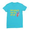 Shellphone turquoise women tshirt