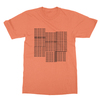 Who ate my taco v2 heather orange men tshirt