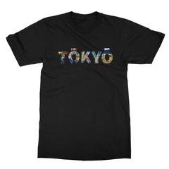 Landmark Tokyo Men's T-Shirt