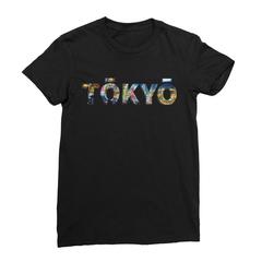 Landmark Tokyo Women's T-Shirt